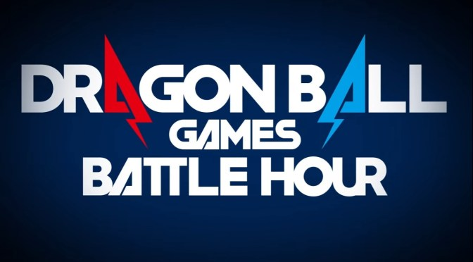 (C506) Se anuncia Dragon Ball Games Battle Hour, un evento online para varios de sus juegos!