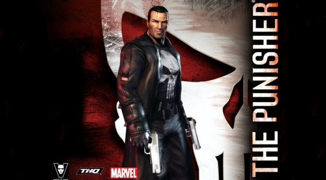 (C506) ¡Clásicos consoleros presenta The Punisher!