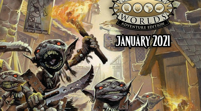 PATHFINDER FOR SAVAGE WORLDS COMING TO KICKSTARTER JANUARY 2021