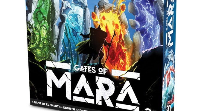 The Gates are Open! Lead Your Tribe to Prosperity in Gates of Mara—Available Now!