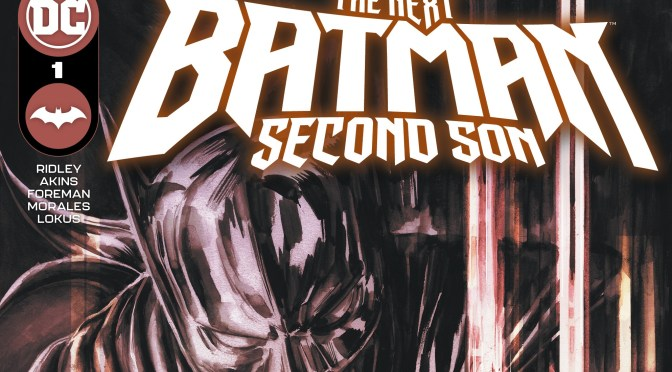DC GIVES FANS MORE OF THE NEXT BATMAN BY JOHN RIDLEY