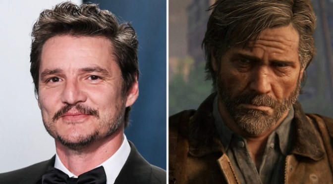 Pedro Pascal será Joel en la serie The Last Of Us