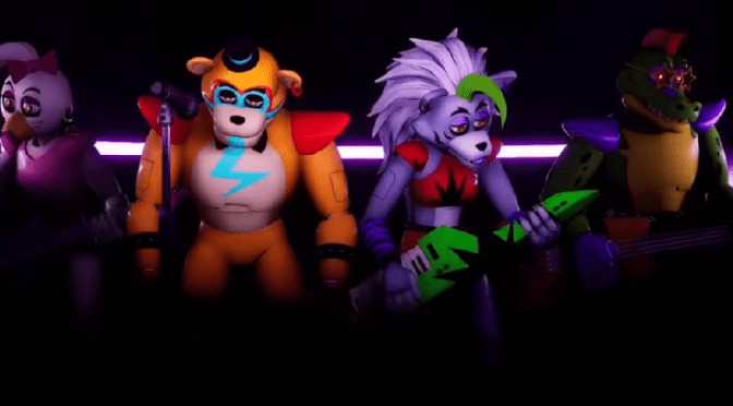 Five Nights at Freddy's: Security Breach revela su primer trailer gameplay ¡Ven a verlo!