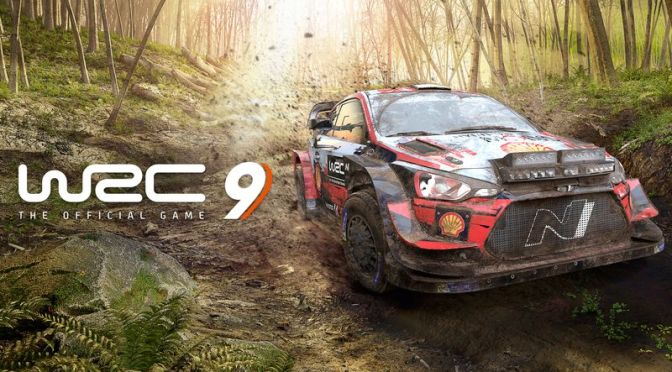WRC 9 –  FIA RALLY STAR DLC Out Now – Sourcing real pilots with new online competition