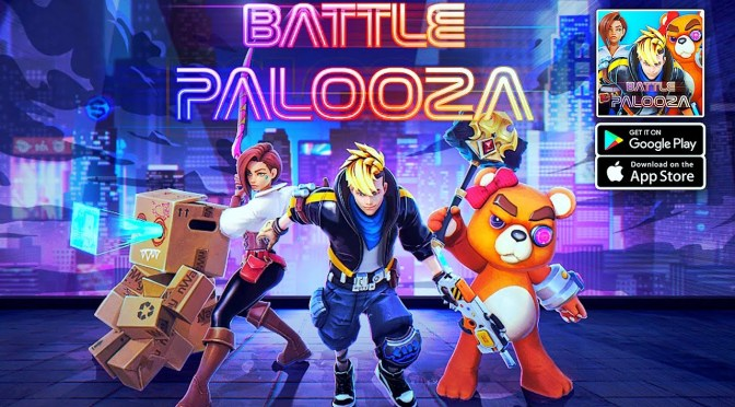 nWay Invites Players to Compete in Battlepalooza, a Mobile Battle Royale with Arenas Built on Google Maps