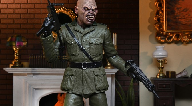 NECA presents the first figure from An American Werewolf in London!