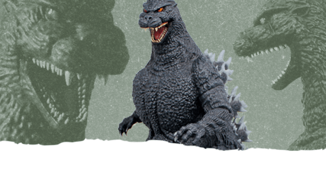 Mondo biggest collectible to date is here… Godzilla 89 Statue