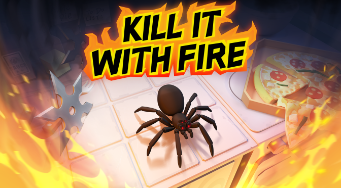 Kill It With Fire Is Available On Consoles And Mobile Now