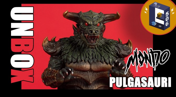 PULGASAURI Mondo Unbox 12″ inches – The Beast Unleashed, he's big Big BIG, Huge!