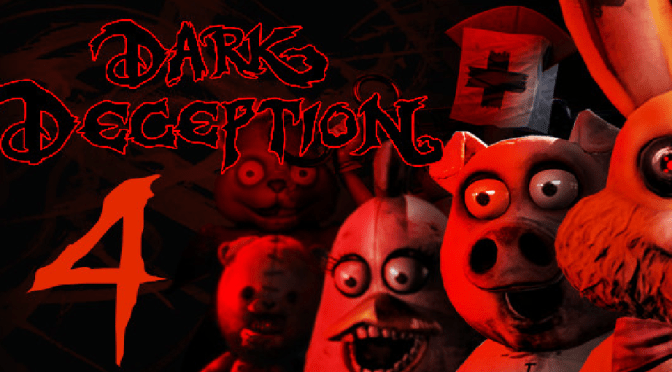 Se revela segundo trailer para Dark Deception Chapter 4 ¡Ven a verlo!
