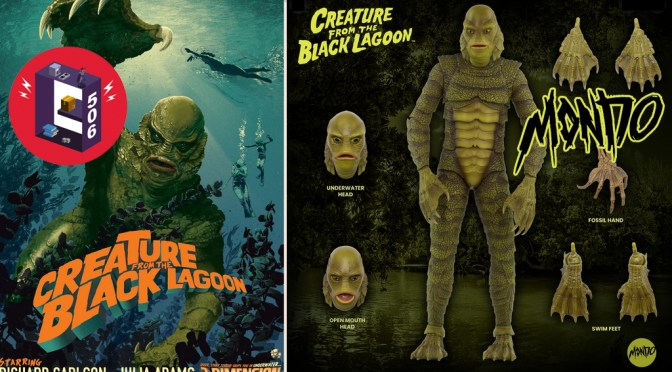 Unbox Review Mondo Creature from the Black Lagoon 1/6 Scale Figure 4K HD English