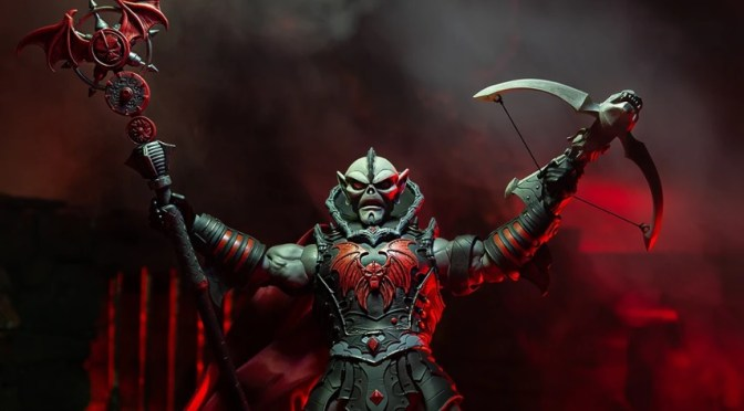 The wait is over. The evil Hordak has finally arrived to Mondo's Masters of the Universe 1/6