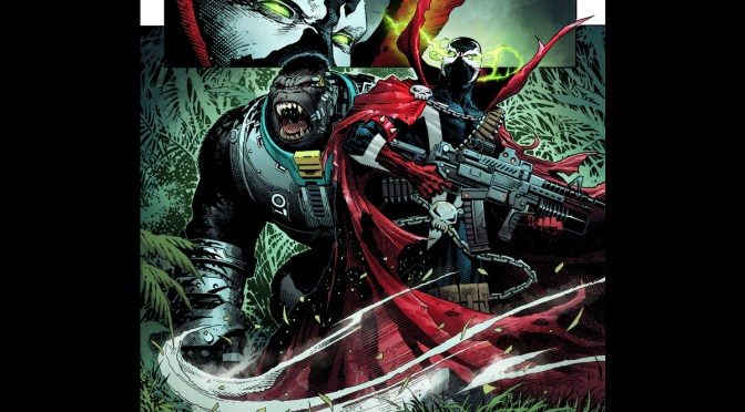 SPAWN'S UNIVERSE #1, will be IMAGE Comics' biggest new title launch in the 21st century
