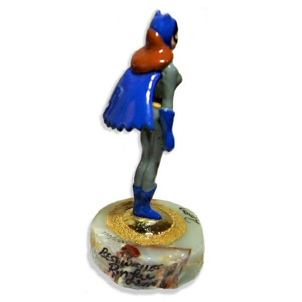 Batgirl Figurine By Ron Lee