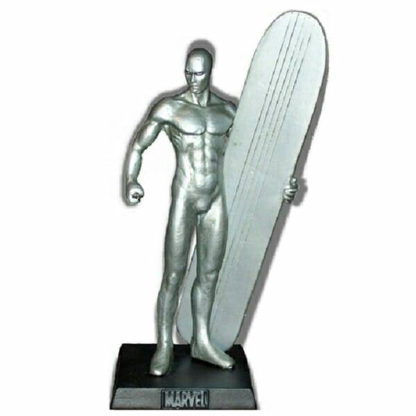 Eagelmoss Silver Surfer Figurine