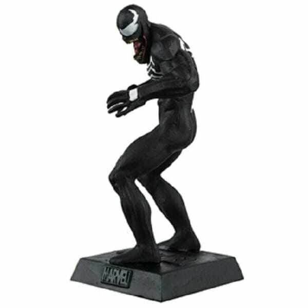 Eaglemoss Venom Figurine side view