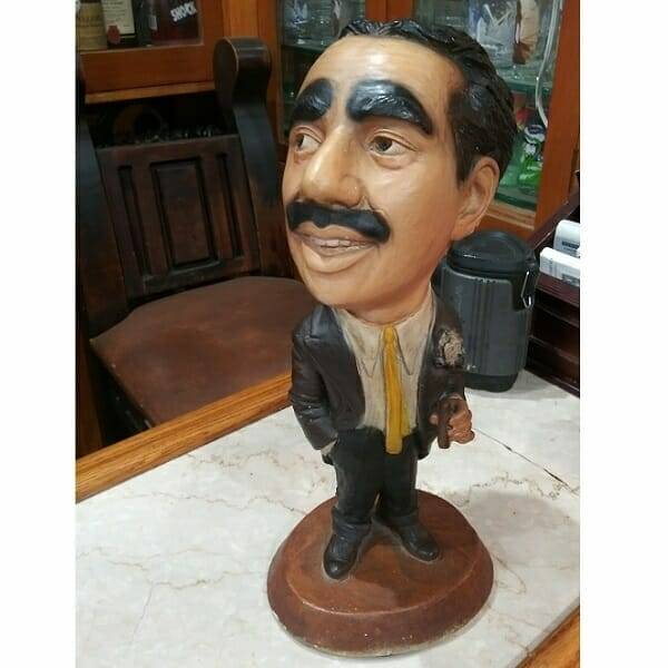 Groucho Marx Statue pic2