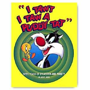 Sylvester and Tweety Book