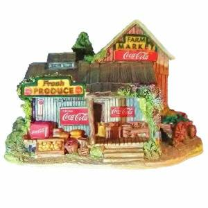 Lilliput Lane Coca-Cola Market