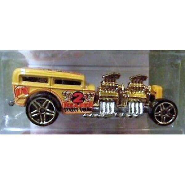 Sideshow Hot Wheels Pack 54447 Street Freaks car