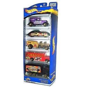 Sideshow Hot Wheels Pack 54447