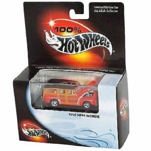 Merc Woodie Hot Wheels