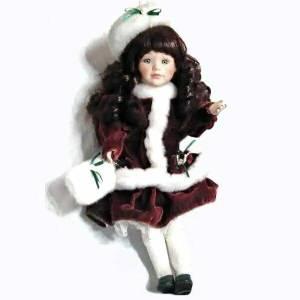 Pretty Holiday Doll