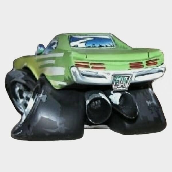 Speed Freaks Pontiac GTO back view