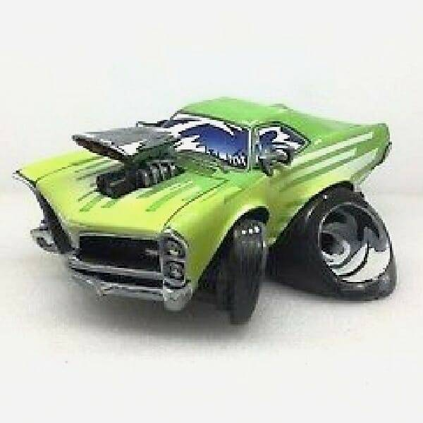 Speed Freaks Pontiac GTO front view pic 2