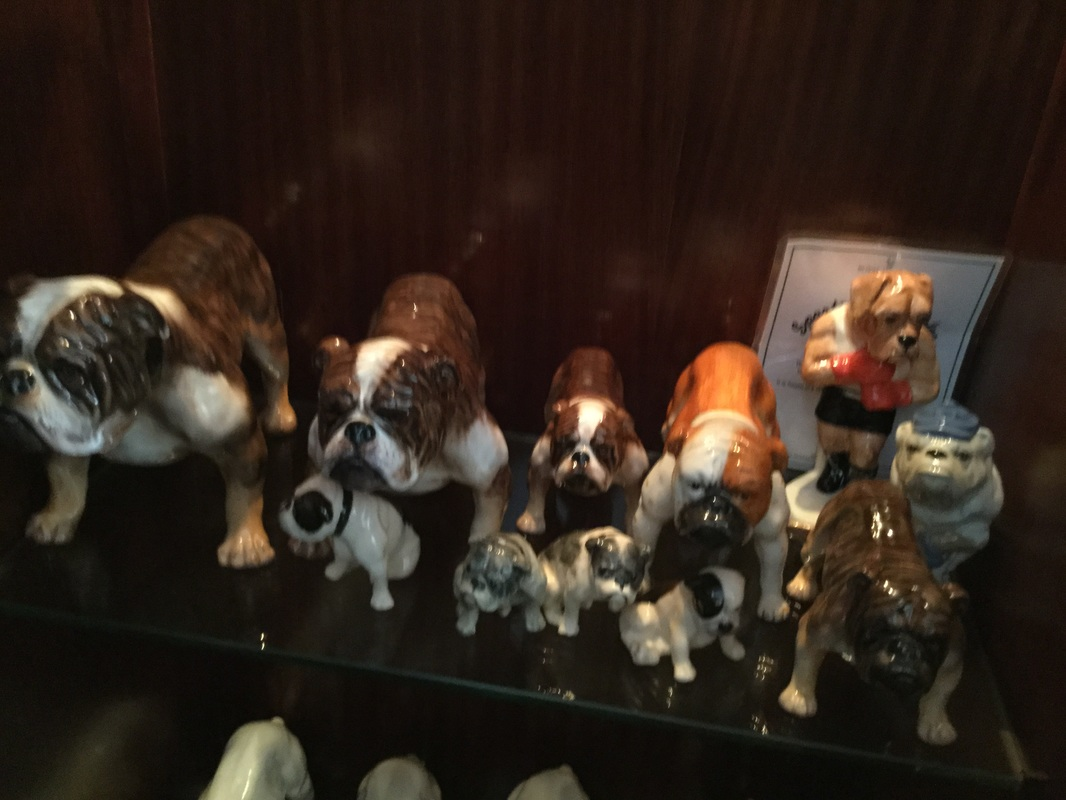Collections within the collection Royal Doulton