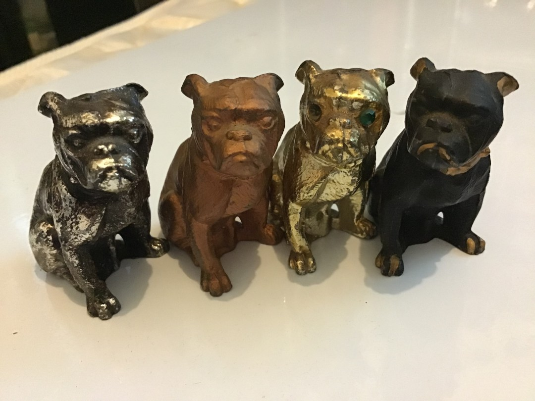 Metal Bulldog collection 10 years