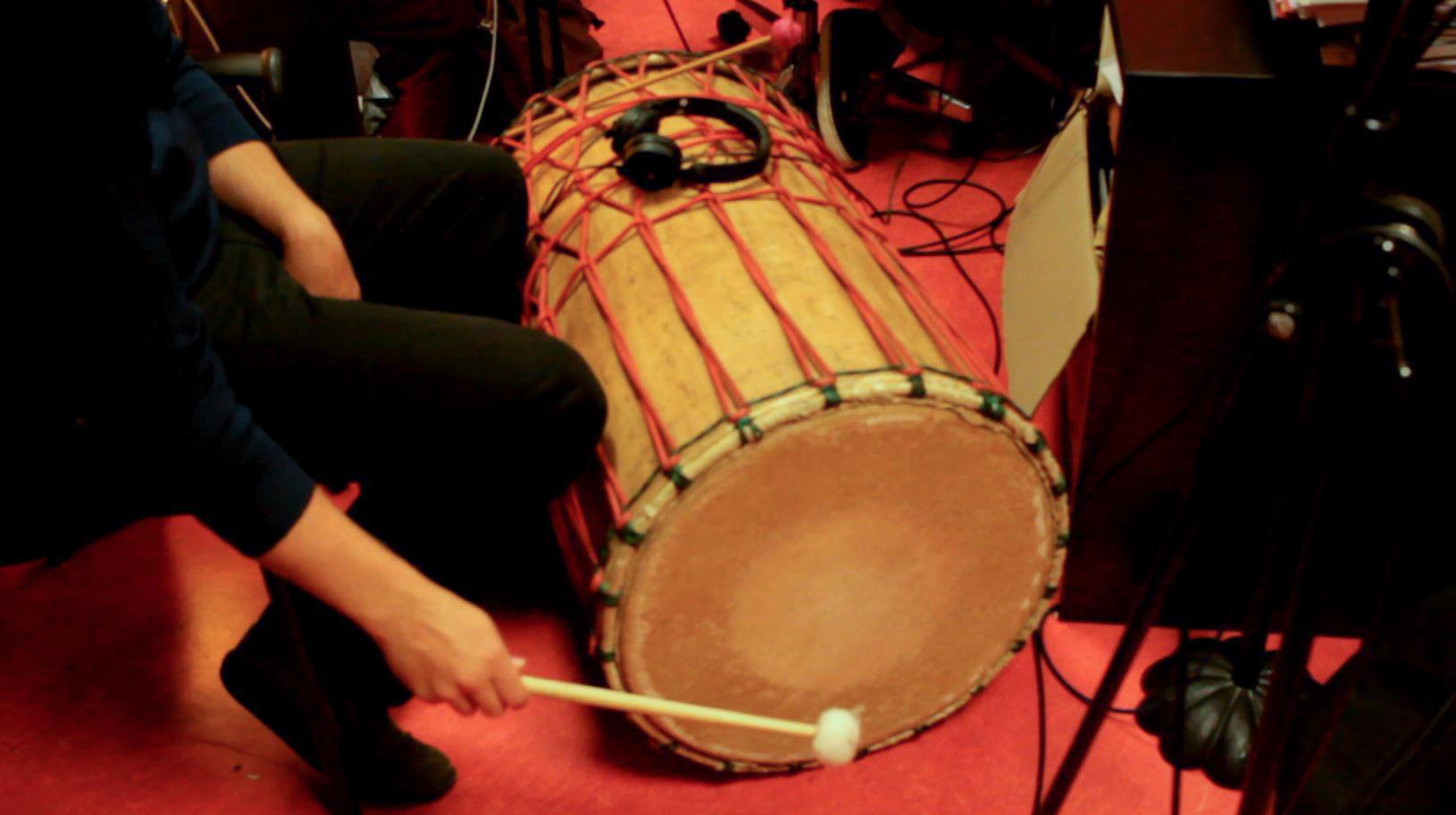 Benoît Duvette, Art Zoyd Studio, Compositeur, Percussions Julien Lahaye, musique de film