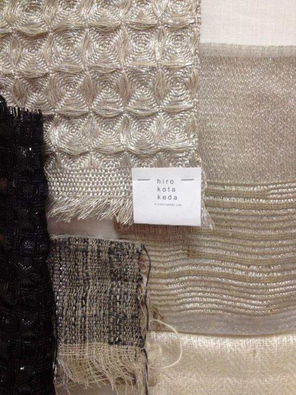 Hiroko Takeda - Fabrics