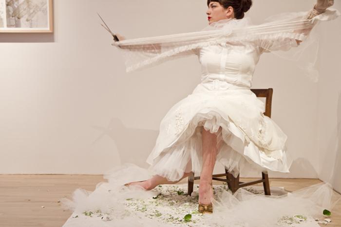 Roxane Chamberland - Tapisserie - Performance 7