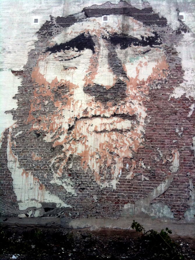 Vhils -Norway
