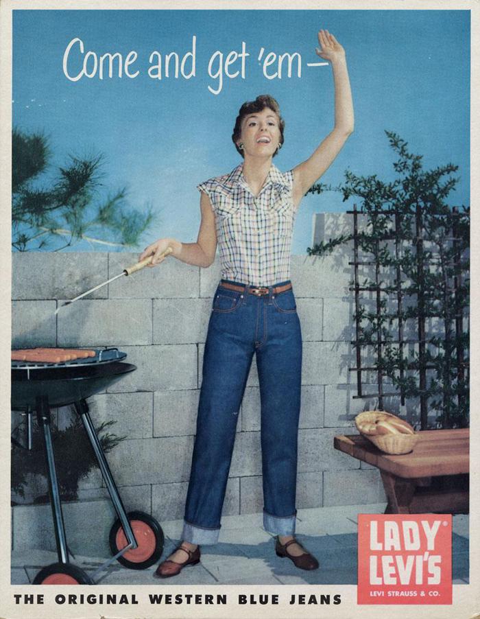 Lady Levi's - 1934