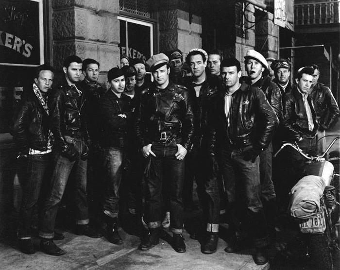 Marlon Brando - The Wild One - 1953