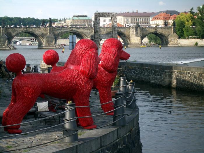Cracking Art Group - Kampa Museum - Prague
