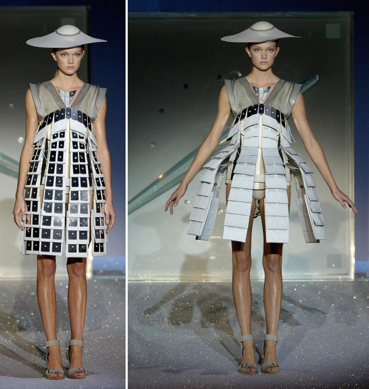 Hussein Chalayan - Summer 2007 - One hundred and eleven collection