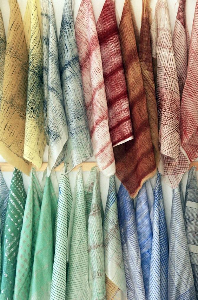 Dienke Dekker - Fabrics