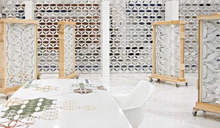 Patricia Urquiola - Wall Design