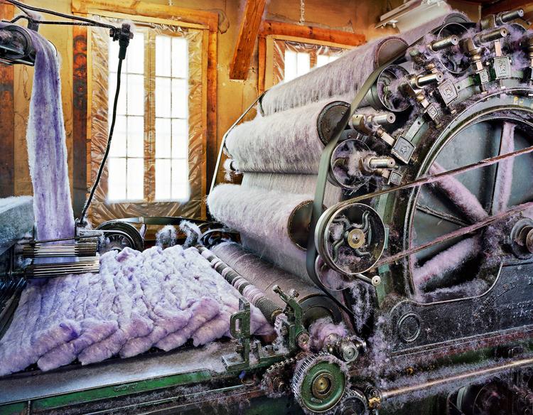 Christopher Payne - Textiles 2