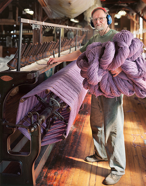 Christopher Payne - Textiles