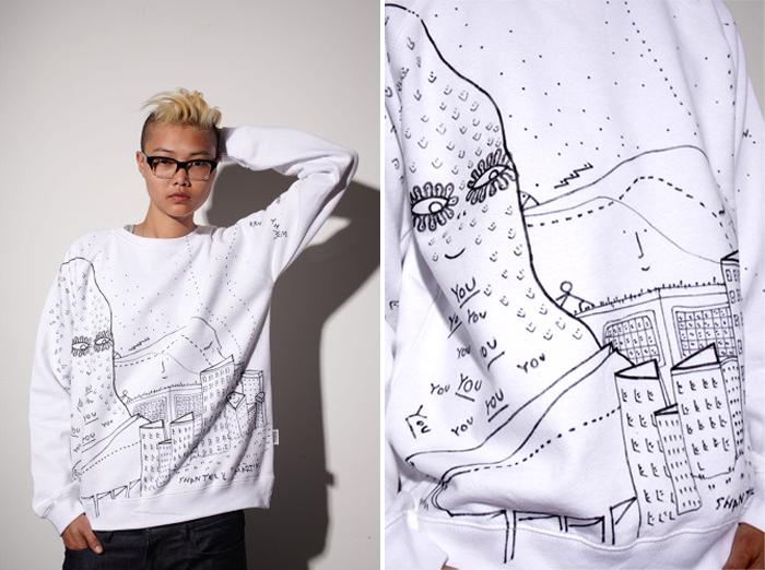 Shantell Martin - Sweater