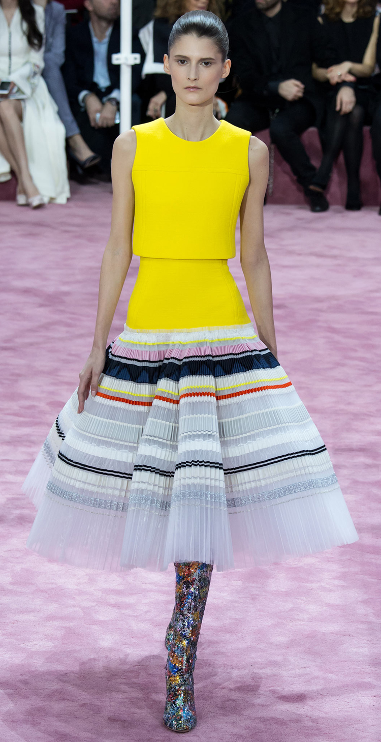 Christian Dior - Couture - Spring 2015