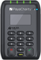 CollecTin is compatible with Barclaycard Anywhere Reader