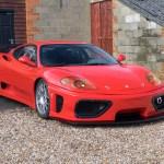 2002 Ferrari 360 Modena Challenge