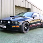 2007 Ford Mustang Gt V8 Manual