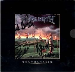 Megadeth+-+Youthanasia+-+signed+-+BOX+SET-173045