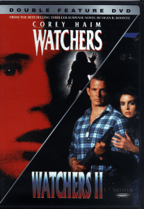 Watchers & Watchers II - DVD_result